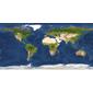 BOLDS: Map of specimen collection locations for <em>Hippopotamyrus discorhynchus</em>